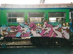 Papà, in loving memory. 2002. #graffiti #writing #treins #memories #ricordi #dad #rip #foreverwithme