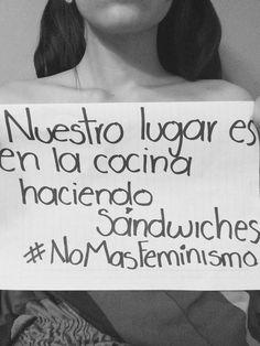 (238) Etiqueta #nomasfeminismo en Twitter