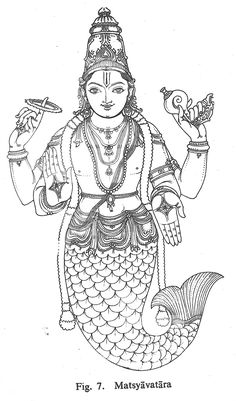 Matsyavatara