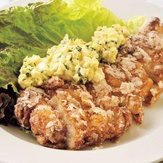 【夕飯レシピ】低カロリーなとりむね肉を使ったボリューム満点料理「とりの山賊焼き和風タルタルソース」 - Yahoo! BEAUTY