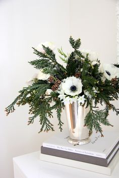 blooms in season: december / by natalie bowen designs for sacramento street