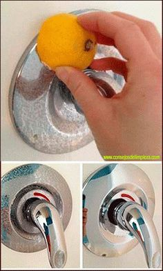 23 Clever DIY Christmas Decoration Ideas By Crafty Panda House Cleaning Tips, Spring Cleaning, Cleaning Hacks, Power Clean, Natural Cleaners, Useful Life Hacks, Cleaning Solutions, Home Hacks, Makeup Organization