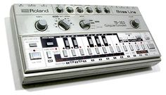 Roland TB 303 bass line = classic