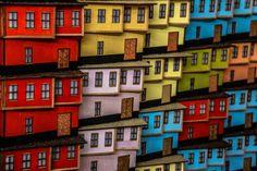 Models of Historical Kula Houses(Kula, Manisa Turkey)..by Hakki Arican on 500px