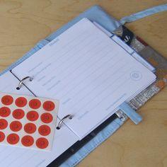 """""""Utazás"""" kézimunka füzet - égszínkék Notebook, Bridge, The Notebook, Exercise Book, Notebooks"""