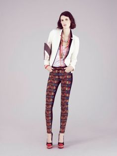 Topshop SS12 Surf Luxe