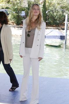 Kate Hudson in Venice Italy