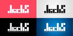 """Ideazione, Progettazione e Sviluppo della grafica del logo """"Jachs - Javascript Animation with Css & Html Structure"""" (Test - Versioni in Lettering)"""