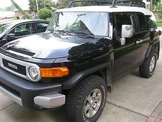 nice 2014 Toyota FJ Cruiser - For Sale View more at http://shipperscentral.com/wp/product/2014-toyota-fj-cruiser-for-sale/