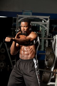 Jaigantic Studio high octane production company, led by international film and television star, top martial artist, and fitness guru, Michael Jai White! Michael Jai White, Karate, Tony Jaa, Boxing Training, Boxing Workout, Gorgeous Black Men, Poses References, Martial Artists, Dc Movies