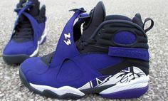 """Jordan VIII """"NU Wildcats"""" Customs"""