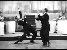 Cab Calloway and Nicholas Brothers performing 'Jumpin Jive'.