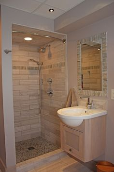 Frameless Bathroom Vanity Mirrors Bathroom Vanities Pinterest