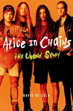 Alice in Chains were one of the loudest voices out of Seattle, iconic pioneers who mixed grunge and metal in ways that continue to influence today's artists. Theirs is a story of hard work, self-destr