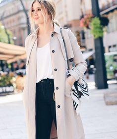 Allana Davison love her minimalistic and chic style!