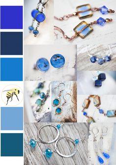Color Palette: Casual blues