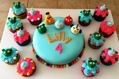 girl angry bird birthday