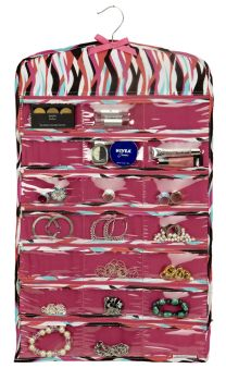 Jewelry display jewelry organizer jewelry storage by TANGLeAndFoLd
