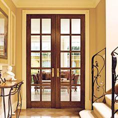 Windsor 10 Lite Entrance Door - Bunnings Warehouse | Bunnings home | Pinterest | Entrance doors Warehouses and Doors  sc 1 st  Pinterest & Windsor 10 Lite Entrance Door - Bunnings Warehouse | Bunnings home ...