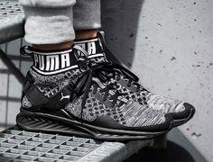 455d76226e11 Puma Ignite evoKNIT  sneakers  trainers  pumaigniteevoknit Sneakers  Fashion