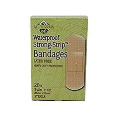 Finding the best waterproof bandage is never an easy task. Waterproof bandages except that they offer extra protection in wet conditions. Waterproof Tent, Tattoo Aftercare, Things To Come, Good Things, Drug Free, Band Aid, Latex Free, Pain Relief, Adhesive
