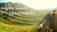 The Drakensberg Mountains in South Africa are a destination offering stunning hikes, mountain lodges, a hamlet country, and quaint towns. The Beautiful South, Hiking Gear, Lodges, Serenity, South Africa, African, Mountains, Country, Travel