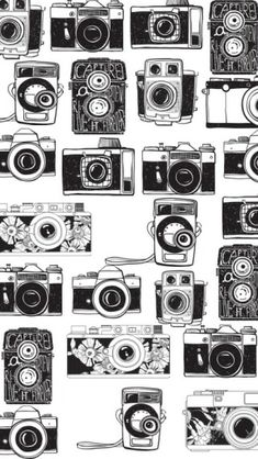 Que tal elas?!câmeras tumblr para seu wallpaper