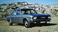 The 1968 #Audi 100 is about as #throwbackthursday as you can get.