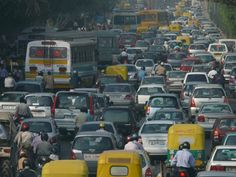 Urban Pollution May Decrease Brain Volume and Impair Cognitive Functioning