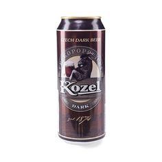 Kozel Tamno je češko premium pivo sa 3,8% alkohola i napravljeno je od 4 vrste slada, uključujući i tamni karamelizovani slad. Ima neobičnu tamnu penu.
