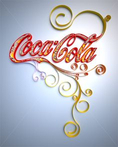 Coca Cola -- Alex Broeckel - Conceptual and 3D Illustrator