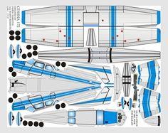 aviones para armar | Cessna: Clásico de los Cielos - Taringa!
