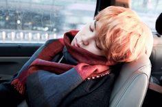Sleepy Jimin