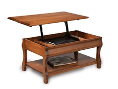 """lift top coffee table  