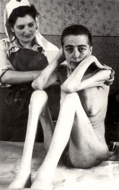 Nude female holocaust pictures
