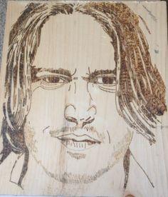 Johnny Depp Johnny Depp, Wood Crafts, Art, Kunst, Woodworking Crafts, Wood Creations, Art Education, Artworks