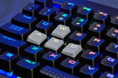 Luxury seems to define three new mechanical PC gaming keyboards from Corsair