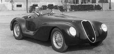 Alfa Romeo 6C 2300 SS 'Torpedino' Tipo Brescia (1939)