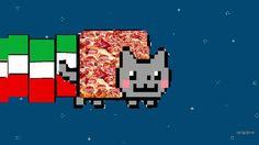 Italian nyan cat