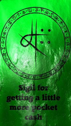 Sigil for getting a little more pocket cash Sigil requests are closed.