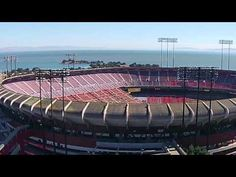 Drone view - Candlestick Park - History and Demolition Candlestick Park, Candlesticks, Baseball Park, San Francisco 49ers, Colorado, Walking, Mlb, History, City