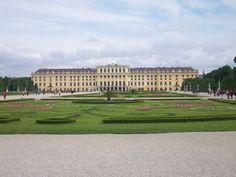 Schloss Schönbrunn, Wien, Austria