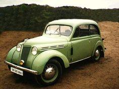 Renault Juvaquattre