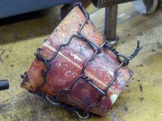 soldered frustum