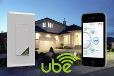 Ube: control the lights in your house with you phone