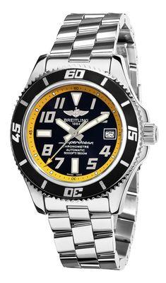 Breitling A1736402, Breitling Super Ocean, Breitling SuperOcean, Breitling SuperOcean 42, Breitling SuperOcean chrono, orologi replica, SuperOcean heritage, SuperOcean heritage 42