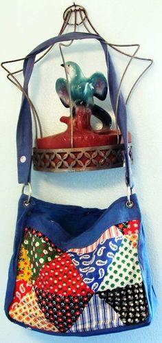 HOLLY HOBBIE strap purse por weescreamvintage en Etsy Holly Hobbie, Cool Fabric, Nostalgia, Purses, Children, Prints, Blue, Etsy, Vintage