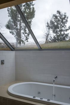 Dalefield Guest House designed by team Green Architects. Architects, Bathtub, House Design, Barns, Green, Standing Bath, Bath Tub, Bathtubs, Architecture