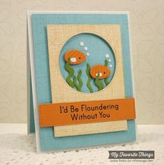 Floundering Without You