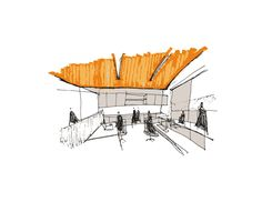 ARCHITECTURE PORTFOLIO on Behance Architecture Portfolio, Behance, Sketches, Map, Architecture, Atelier, Drawings, Location Map, Maps